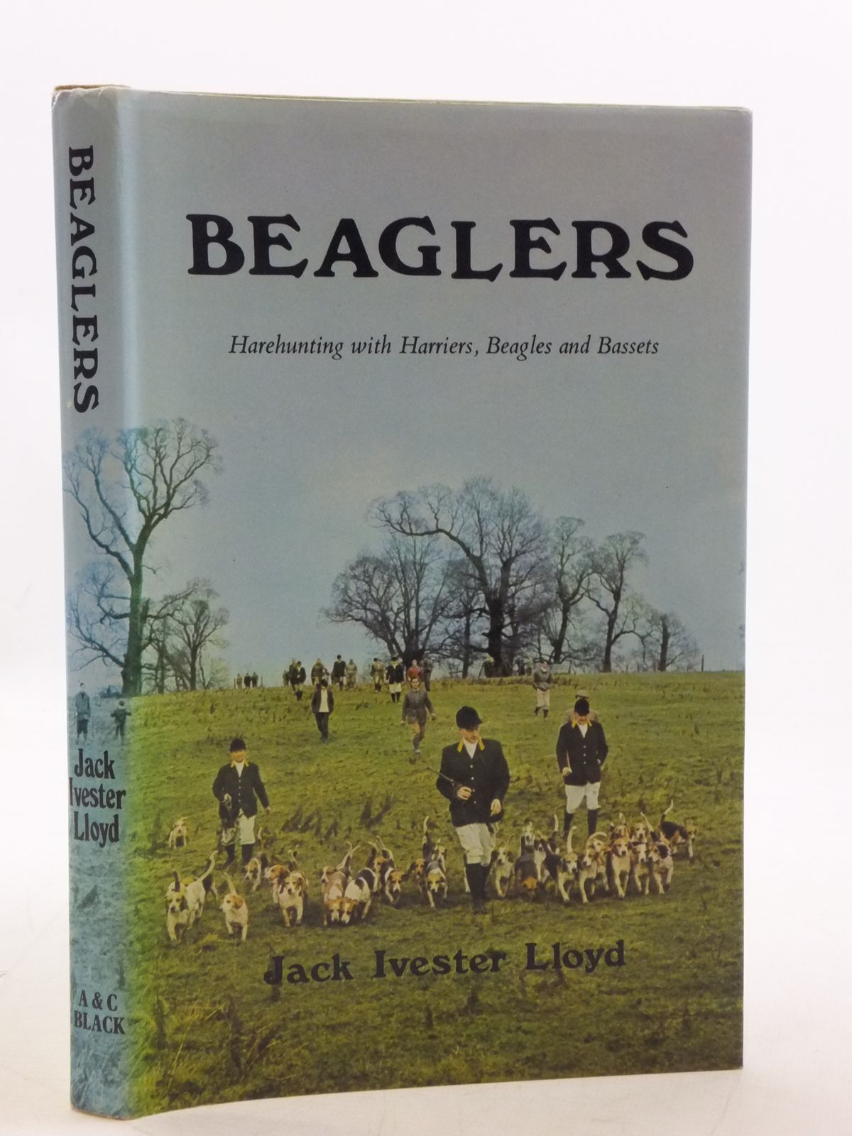 Photo of BEAGLERS written by Lloyd, J. Ivester published by Adam & Charles Black (STOCK CODE: 1605743)  for sale by Stella & Rose's Books