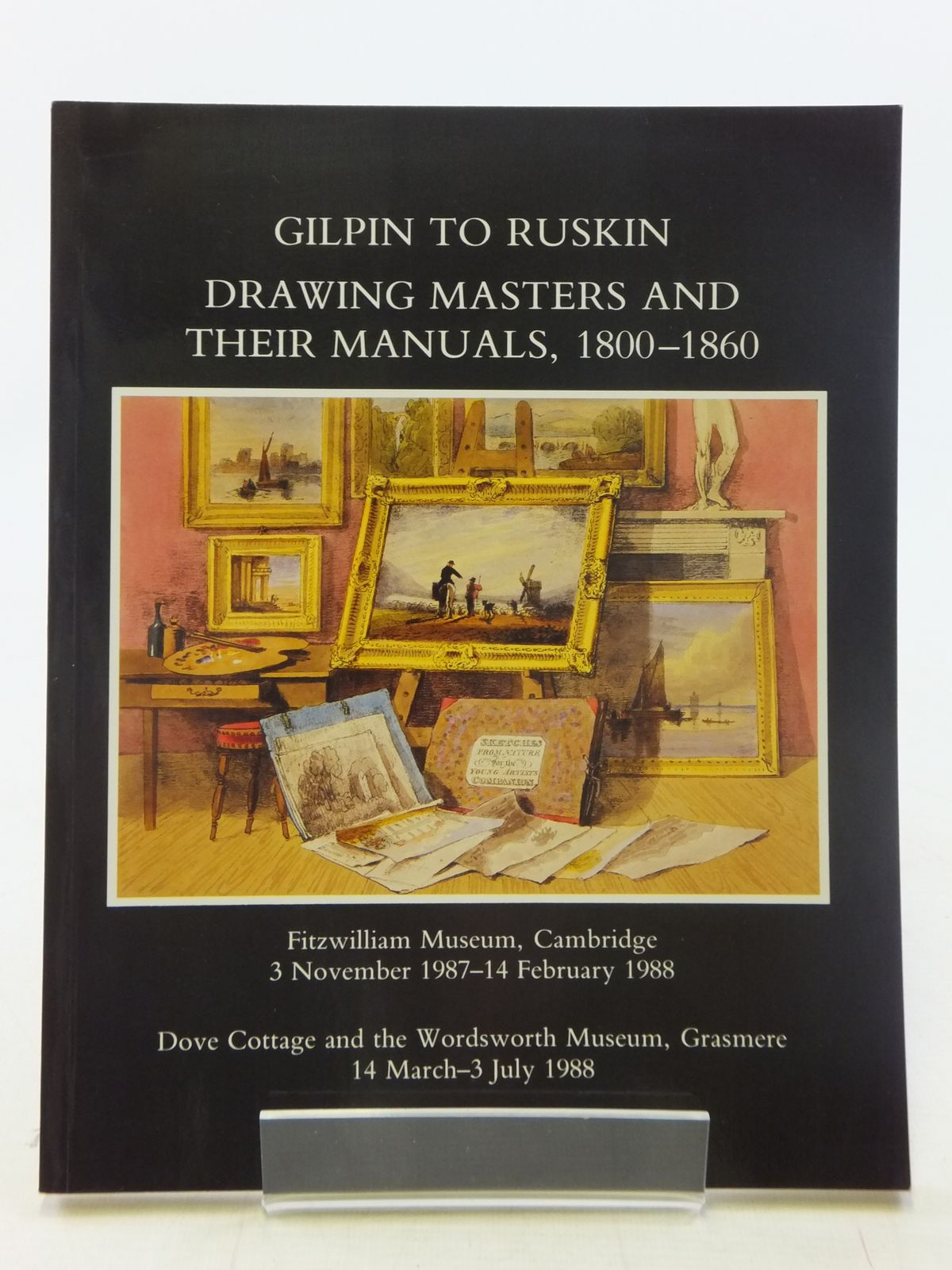 Photo of GILPIN TO RUSKIN DRAWING MASTERS AND THEIR MANUALS 1800 - 1860 published by Christie's (STOCK CODE: 1605793)  for sale by Stella & Rose's Books