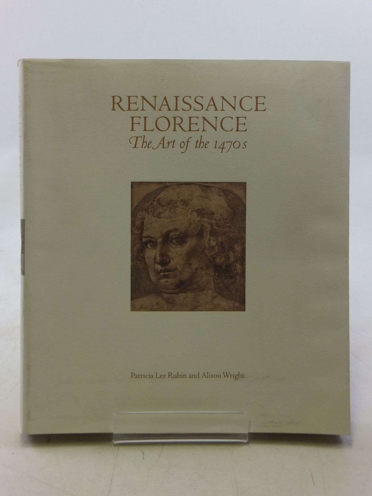 Photo of RENAISSANCE FLORENCE THE ART OF THE 1470S written by Rubin, Patricia Lee<br />Wright, Alison published by National Gallery Publications Limited (STOCK CODE: 1605794)  for sale by Stella & Rose's Books