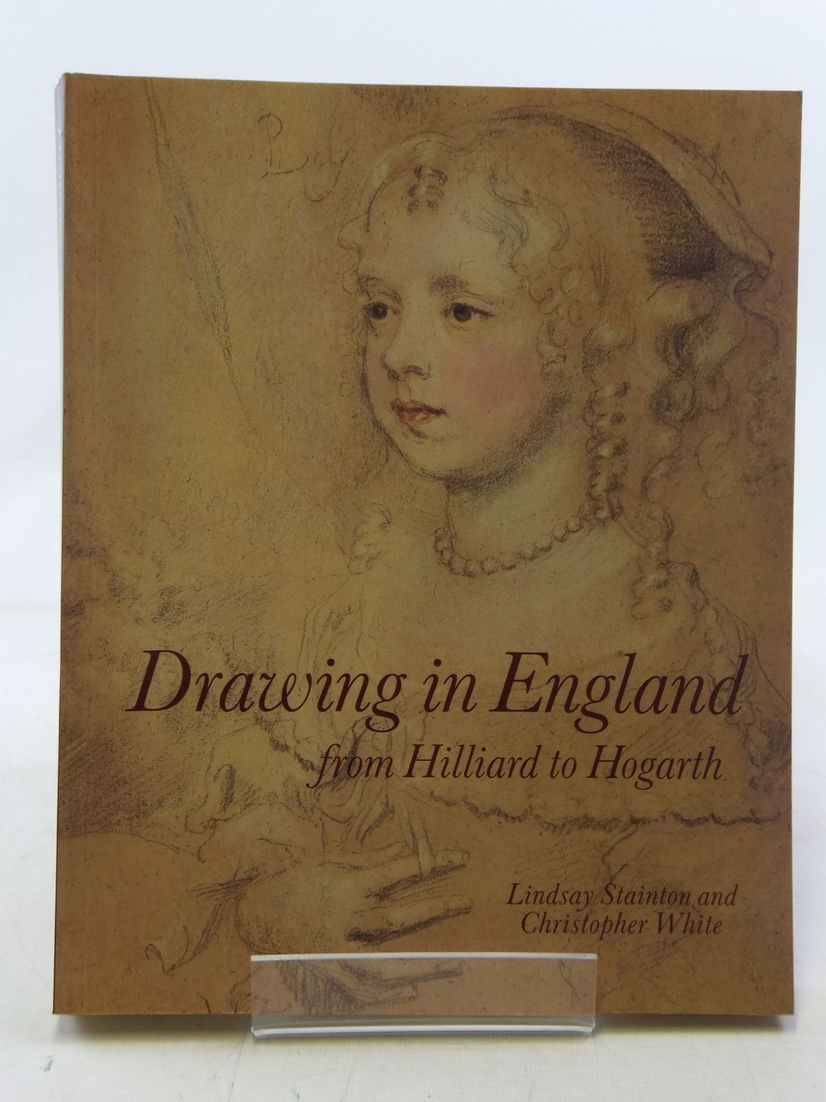 Photo of DRAWING IN ENGLAND FROM HILLIARD TO HOGARTH written by Stainton, Lindsay<br />White, Christopher published by British Museum Publications (STOCK CODE: 1605805)  for sale by Stella & Rose's Books