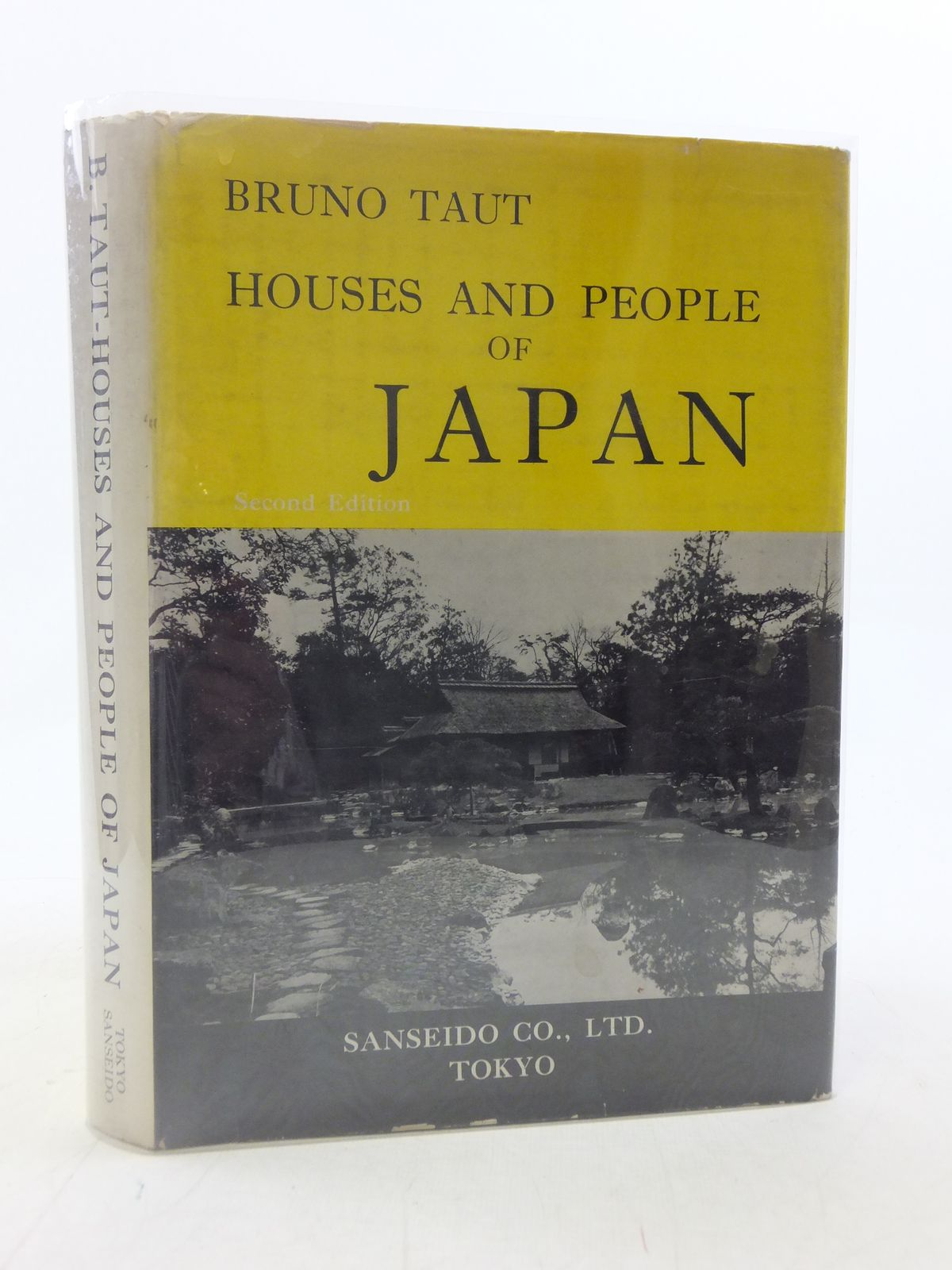 Photo of HOUSES AND PEOPLE OF JAPAN written by Taut, Bruno published by The Sanseido Co. Ltd. (STOCK CODE: 1605812)  for sale by Stella & Rose's Books