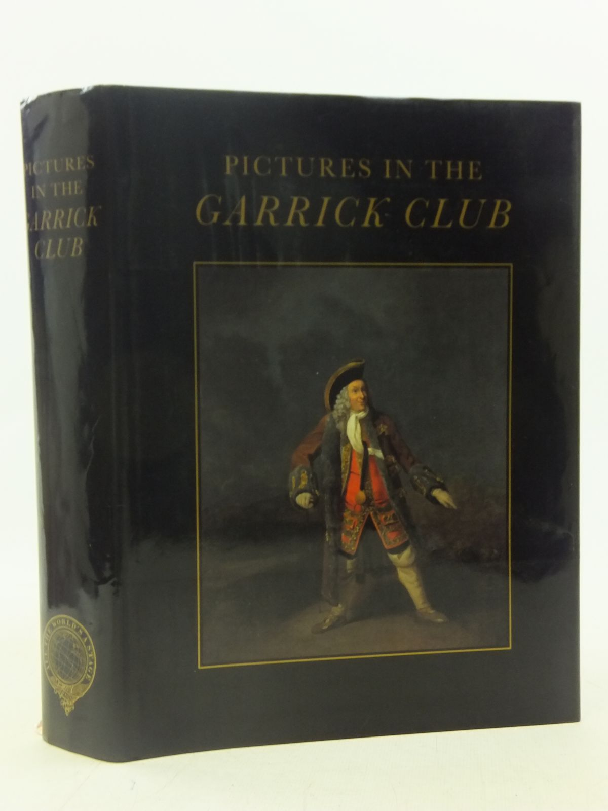 Photo of PICTURES IN THE GARRICK CLUB A CATALOGUE written by Ashton, Geoffrey published by Garrick Club (STOCK CODE: 1605843)  for sale by Stella & Rose's Books