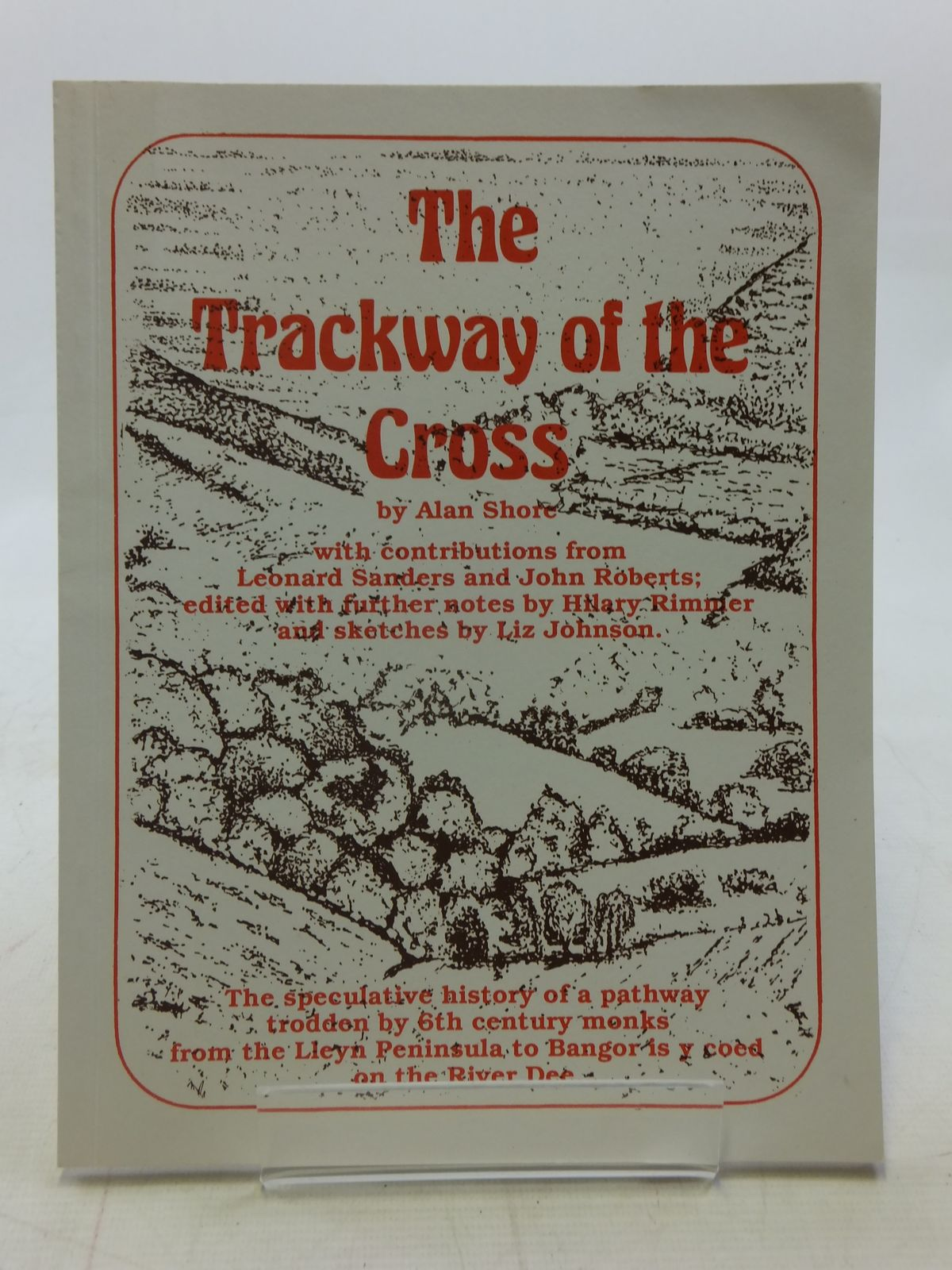 Photo of THE TRACKWAY OF THE CROSS written by Shore, Alan published by Quercus (STOCK CODE: 1605872)  for sale by Stella & Rose's Books
