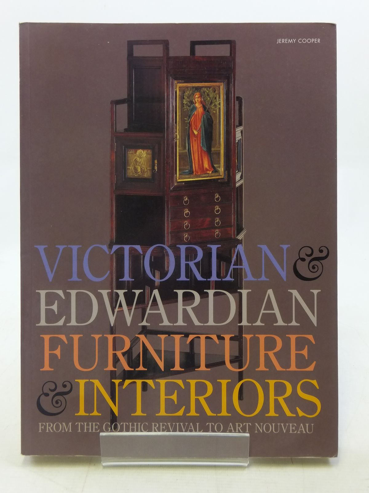 Photo of VICTORIAN AND EDWARDIAN FURNITURE AND INTERIORS written by Cooper, Jeremy published by Thames and Hudson (STOCK CODE: 1605898)  for sale by Stella & Rose's Books