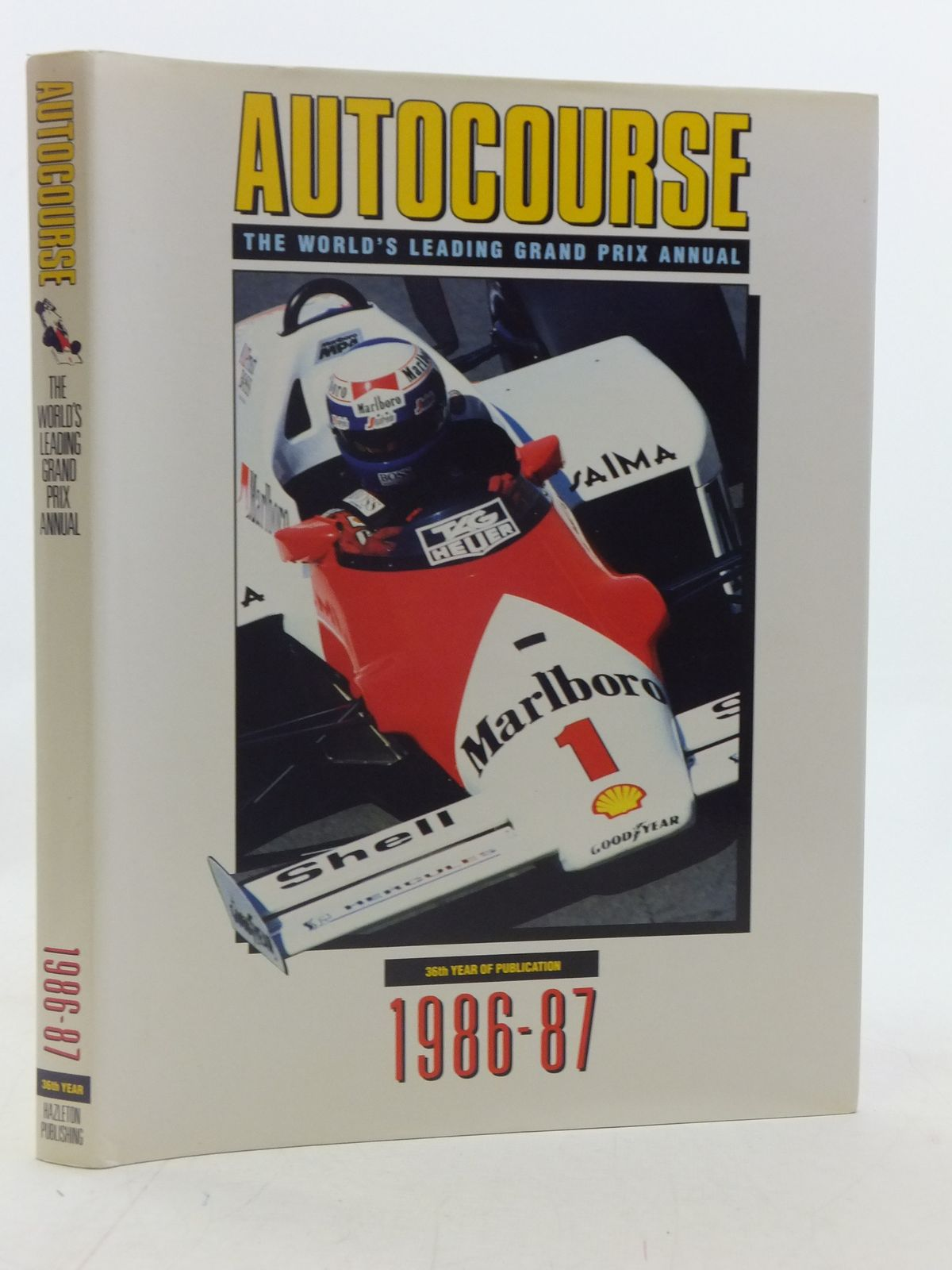 Photo of AUTOCOURSE 1986-87