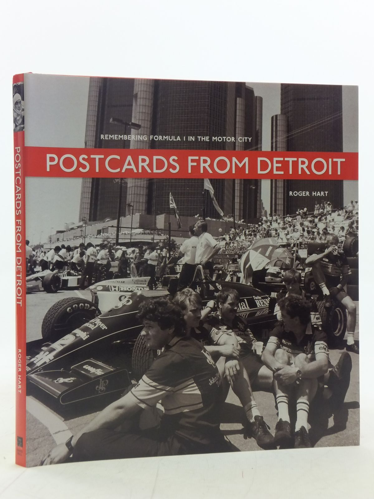 Photo of POSTCARDS FROM DETROIT written by Hart, Roger published by David Bull Publishing (STOCK CODE: 1605923)  for sale by Stella & Rose's Books