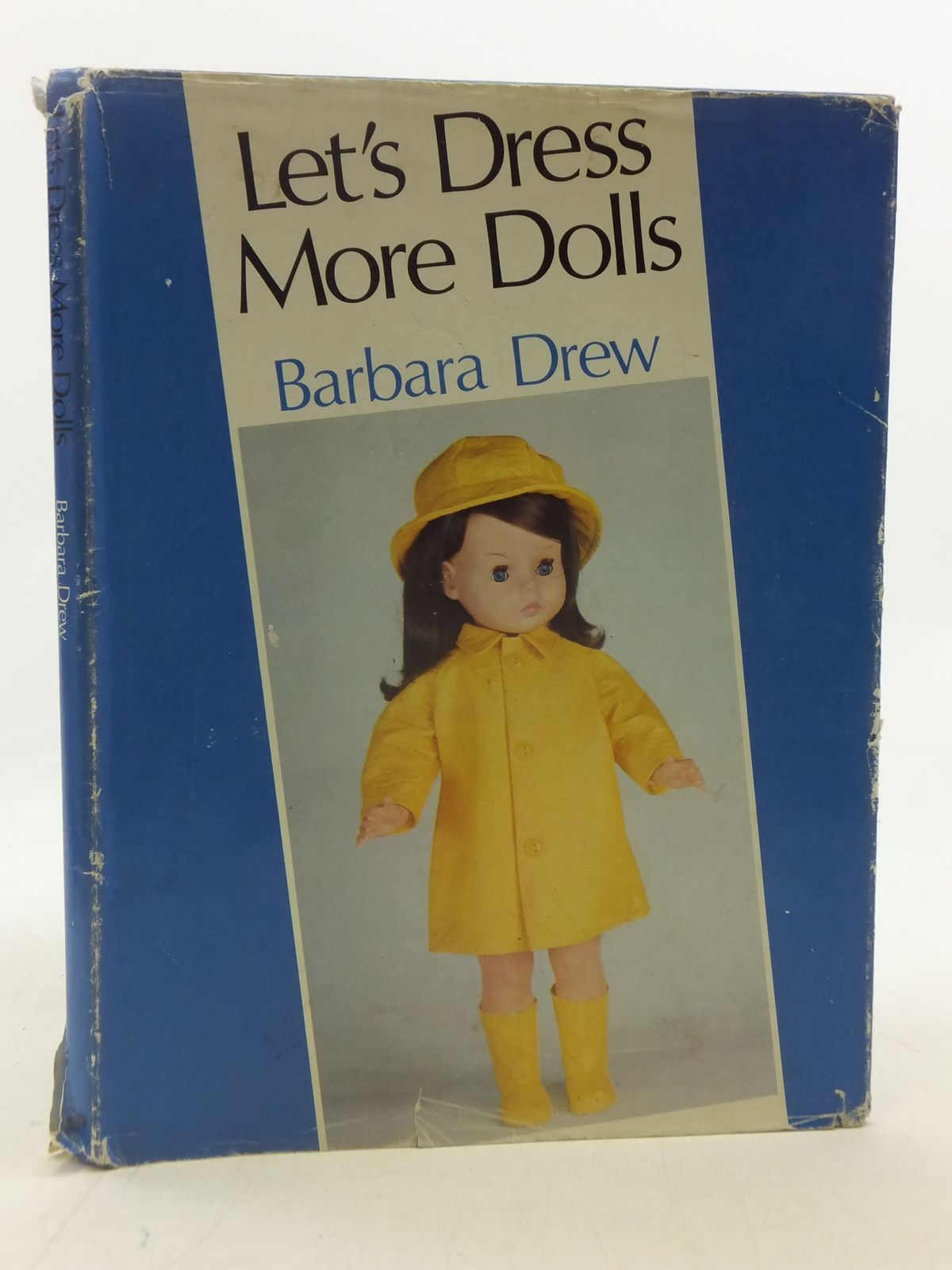 Photo of LET'S DRESS MORE DOLLS written by Drew, Barbara published by Angus & Robertson (STOCK CODE: 1605948)  for sale by Stella & Rose's Books