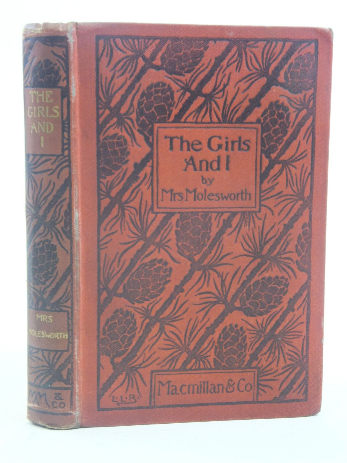 Photo of THE GIRLS AND I written by Molesworth, Mrs. illustrated by Brooke, L. Leslie published by Macmillan & Co. (STOCK CODE: 1605969)  for sale by Stella & Rose's Books