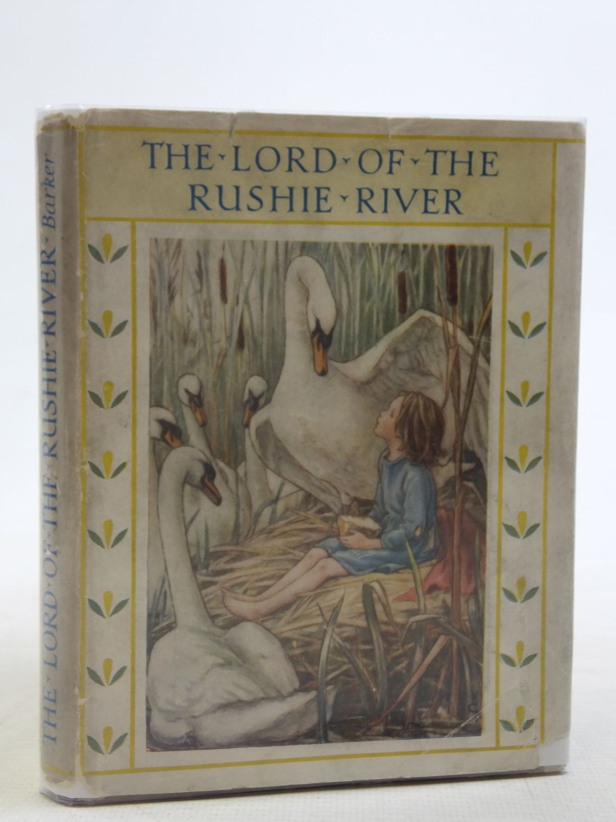 Photo of THE LORD OF THE RUSHIE RIVER written by Barker, Cicely Mary illustrated by Barker, Cicely Mary published by Blackie & Son Ltd. (STOCK CODE: 1605978)  for sale by Stella & Rose's Books