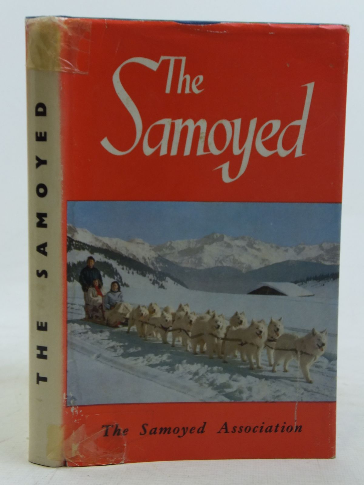 Photo of THE SAMOYED written by Grounds, G.W. published by The Samoyed Association (STOCK CODE: 1605999)  for sale by Stella & Rose's Books