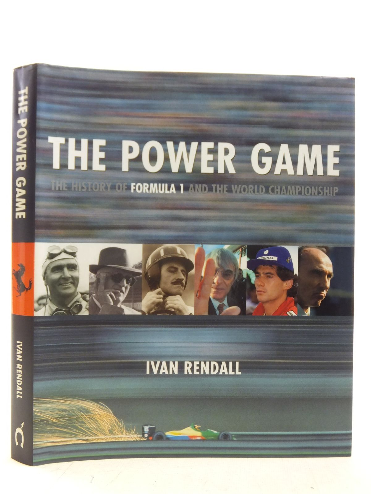 Photo of THE POWER GAME written by Rendall, Ivan published by Cassell & Co. (STOCK CODE: 1606088)  for sale by Stella & Rose's Books