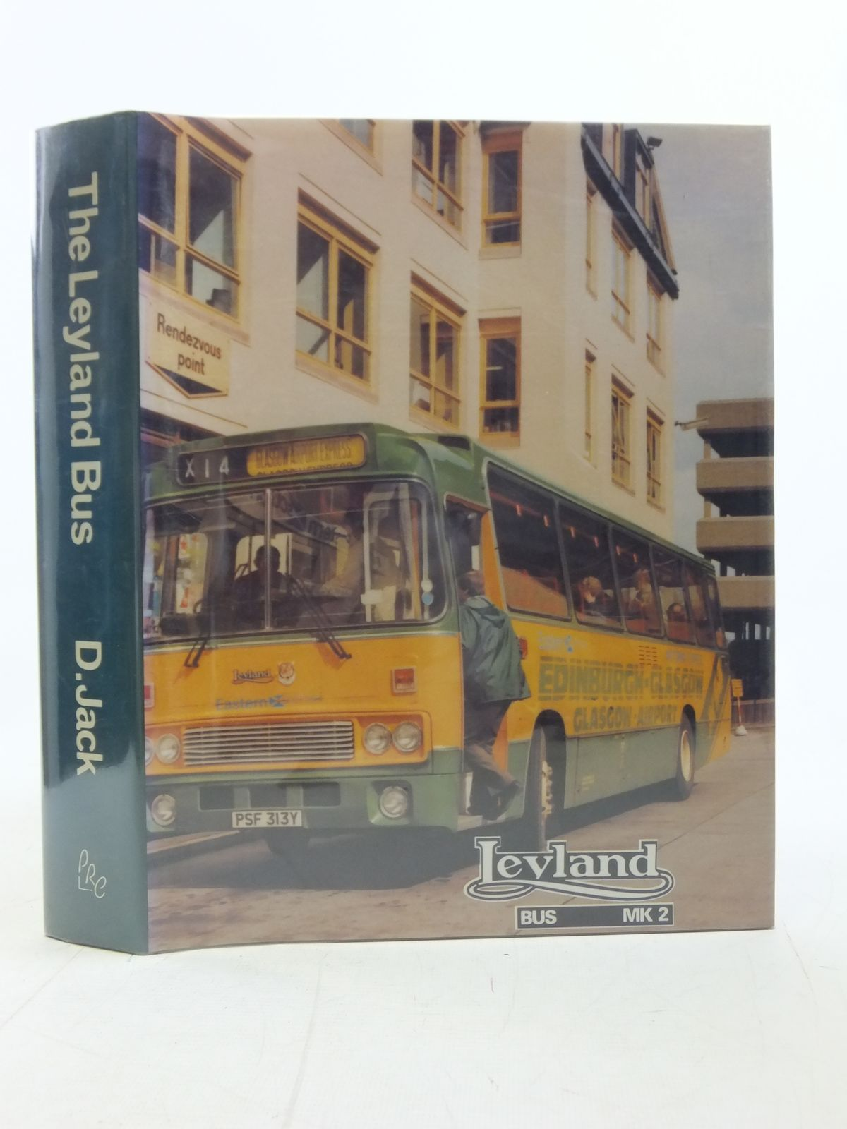 Photo of LEYLAND BUS MK 2 written by Jack, Doug published by The Promotional Reprint Co. Ltd. (STOCK CODE: 1606093)  for sale by Stella & Rose's Books