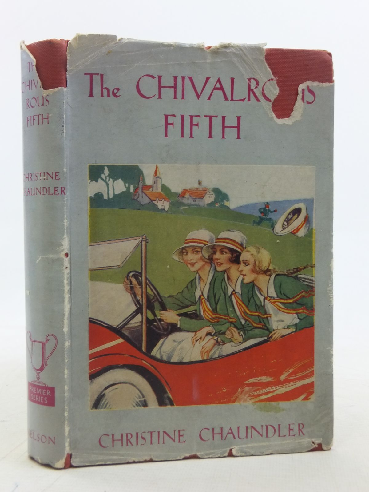 Photo of THE CHIVALROUS FIFTH written by Chaundler, Christine illustrated by Rochester, Anne published by Thomas Nelson and Sons Ltd. (STOCK CODE: 1606208)  for sale by Stella & Rose's Books