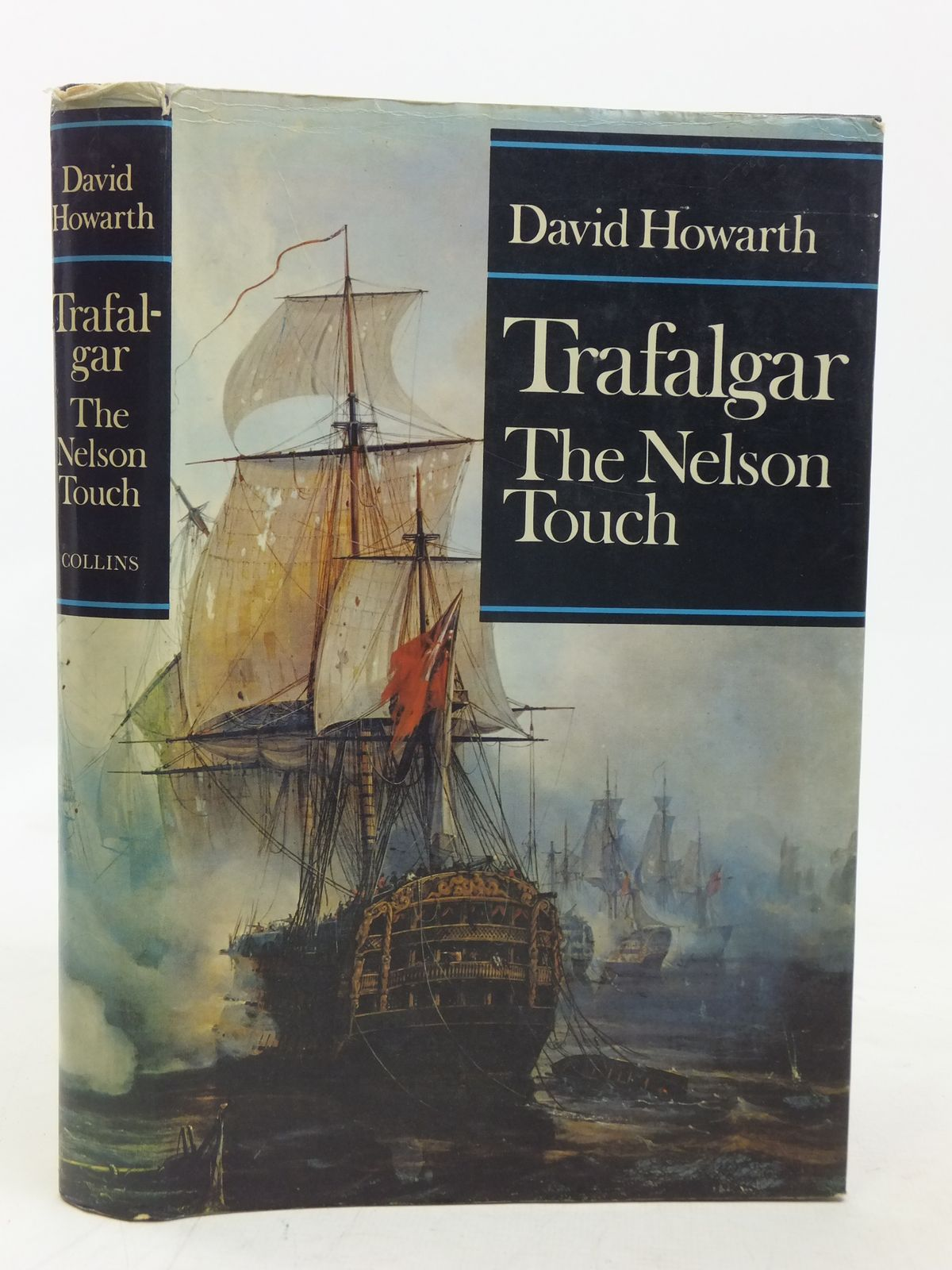 Photo of TRAFALGAR THE NELSON TOUCH written by Howarth, David published by Collins (STOCK CODE: 1606461)  for sale by Stella & Rose's Books