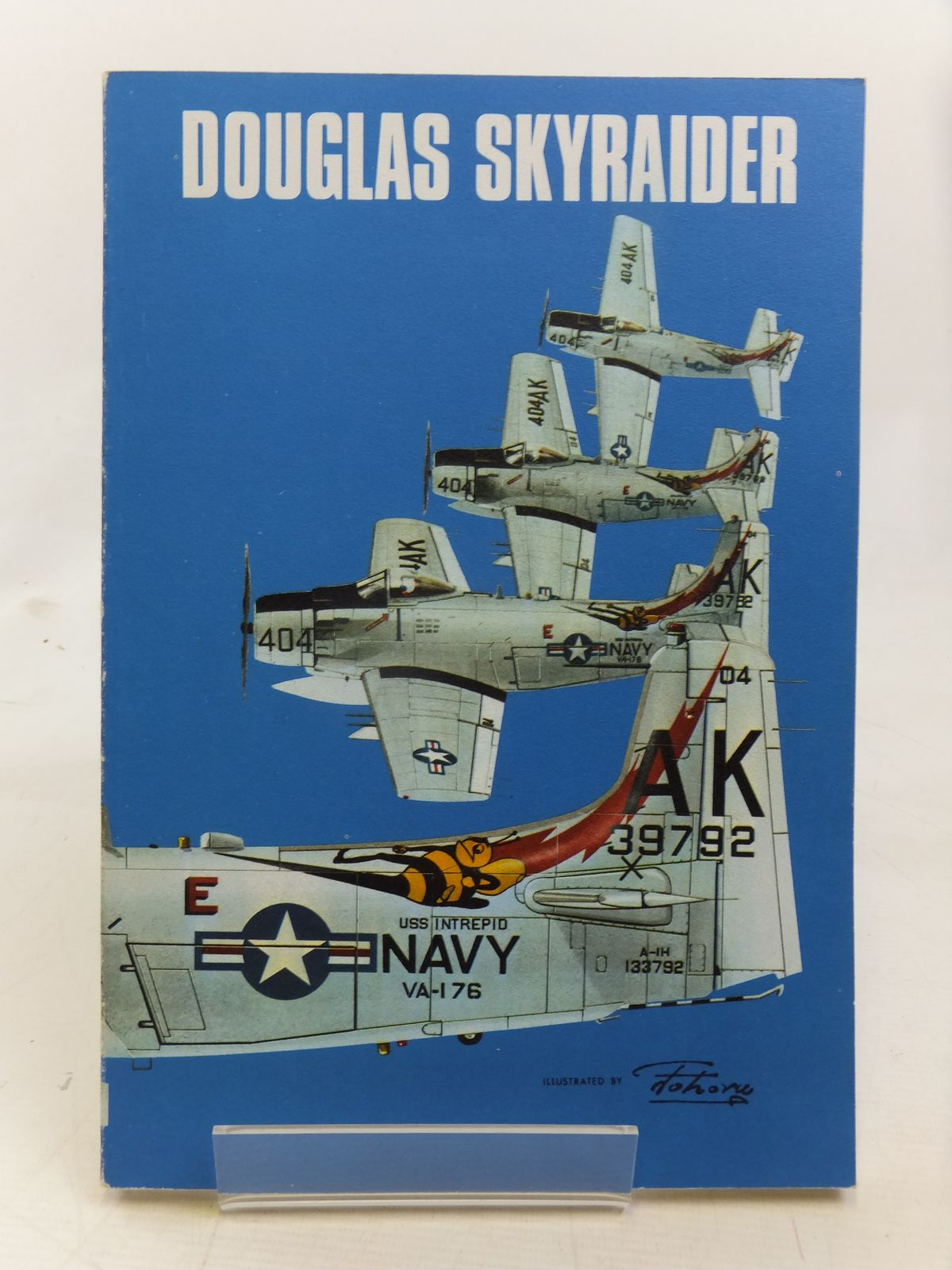 Photo of DOUGLAS SKYRAIDER written by Jackson, B.R. published by Aero Publishers (STOCK CODE: 1606572)  for sale by Stella & Rose's Books