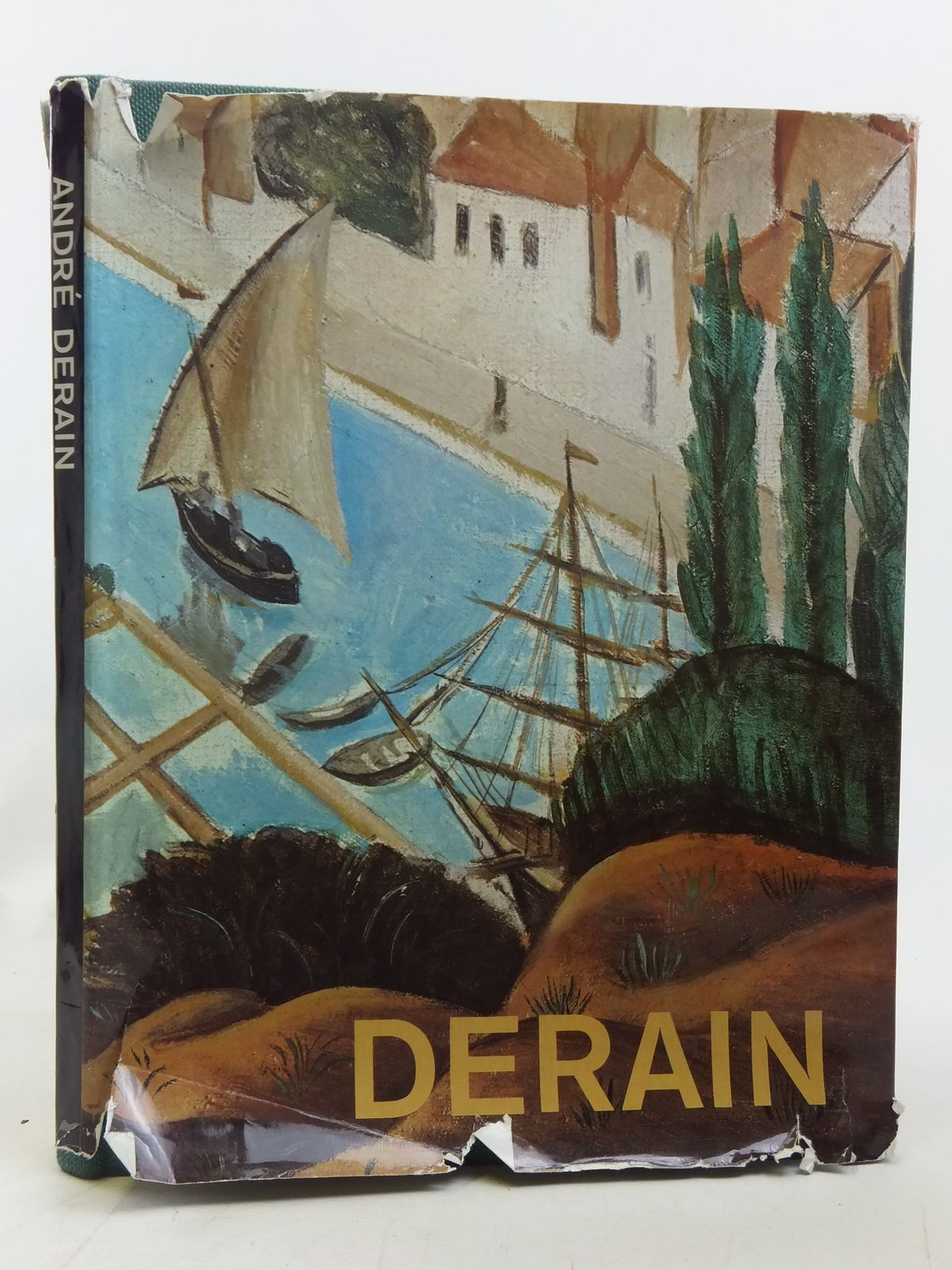 Photo of ANDRE DERAIN written by Kalitina, N. published by Aurora Art Publishers (STOCK CODE: 1606730)  for sale by Stella & Rose's Books