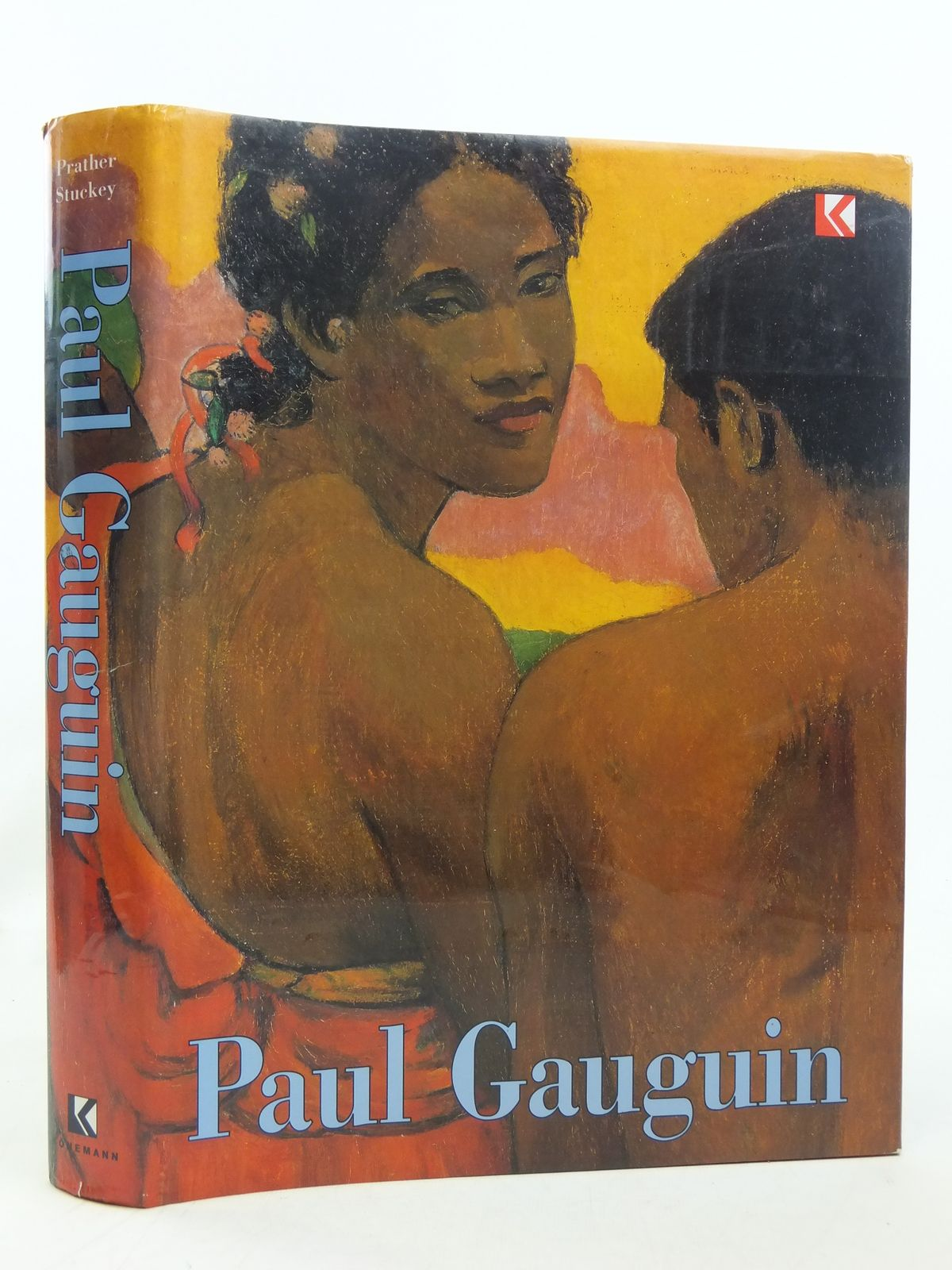 Photo of PAUL GAUGUIN written by Prather, Marla<br />Stuckey, Charles F. illustrated by Gauguin, Paul published by Konemann (STOCK CODE: 1606743)  for sale by Stella & Rose's Books