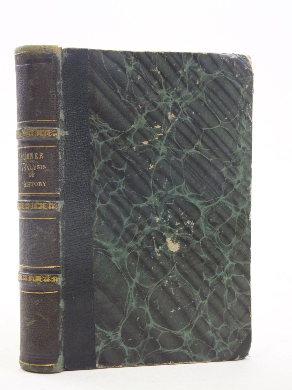 Photo of HEADS OF AN ANALYSIS OF HISTORY (3 VOLUMES IN ONE) written by Turner, Dawson W. published by John W. Parker And Son (STOCK CODE: 1606790)  for sale by Stella & Rose's Books