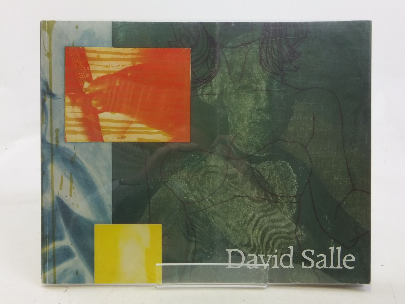 Photo of DAVID SALLE CANFIELD HATFIELD 1989-19990 published by Waddington Galleries (STOCK CODE: 1606804)  for sale by Stella & Rose's Books