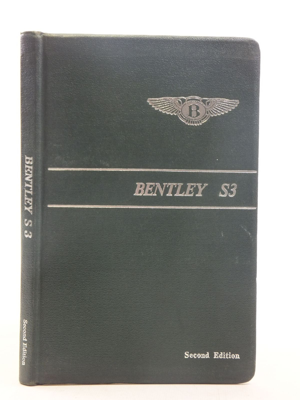 Photo of THE HANDBOOK OF THE BENTLEY S3 published by Bentley Motors Limited  (STOCK CODE