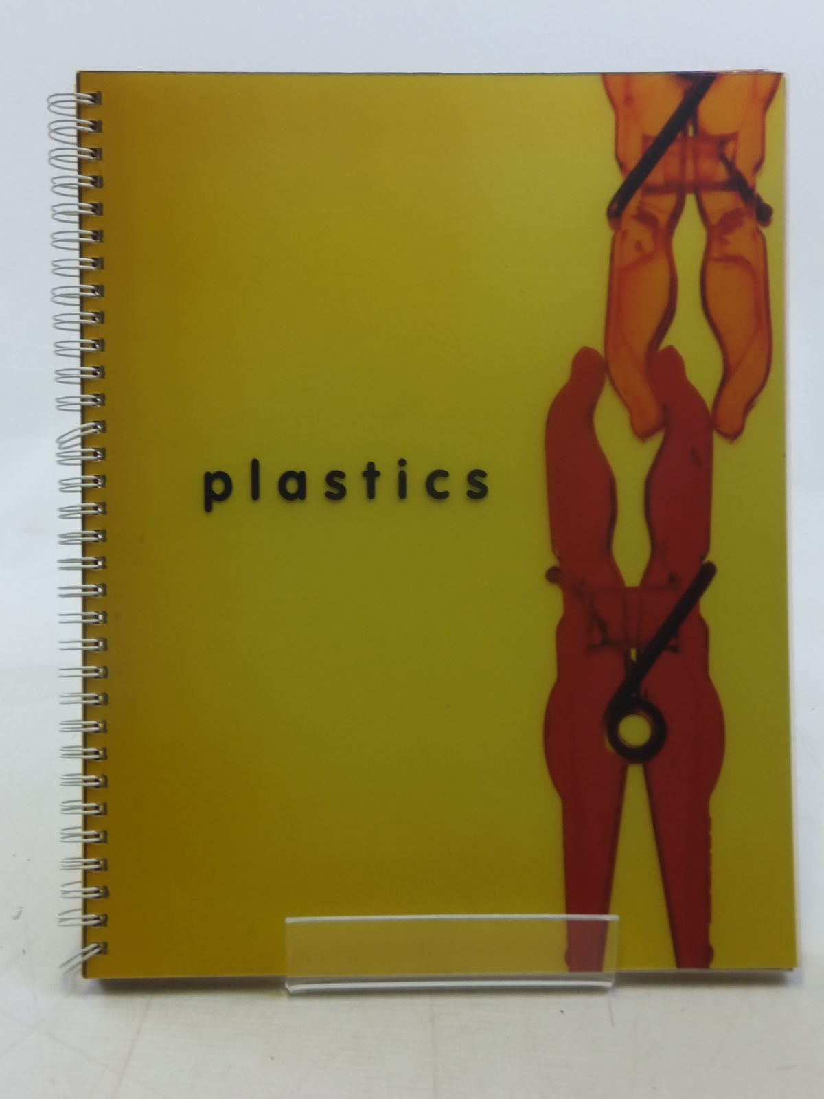 Photo of PLASTICS written by Holtermann, Carl Fredrik<br />Rahoult, Lena<br />Svensson, Lars published by Ruch Ltd Ab (STOCK CODE: 1606825)  for sale by Stella & Rose's Books