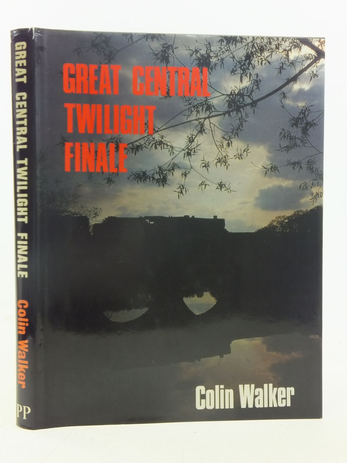 Photo of GREAT CENTRAL TWILIGHT FINALE written by Walker, Colin published by Pendyke Publications (STOCK CODE: 1606914)  for sale by Stella & Rose's Books