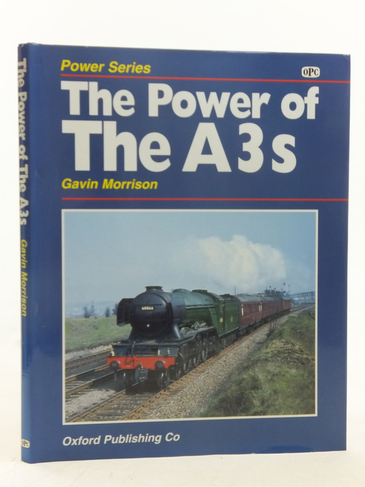 Photo of THE POWER OF THE A3S written by Morrison, Gavin published by Oxford Publishing (STOCK CODE: 1606939)  for sale by Stella & Rose's Books
