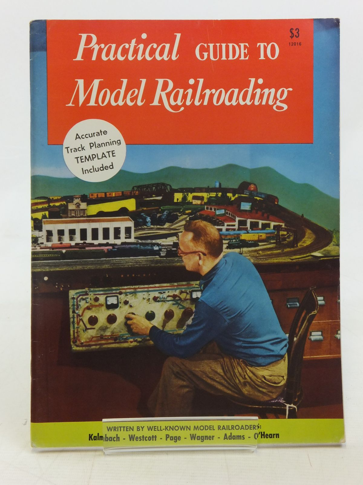 Photo of PRACTICAL GUIDE TO MODEL RAILROADING written by Westcott, Linn H.<br />Wagner, Richard H. published by Kalmbach Books (STOCK CODE: 1606948)  for sale by Stella & Rose's Books