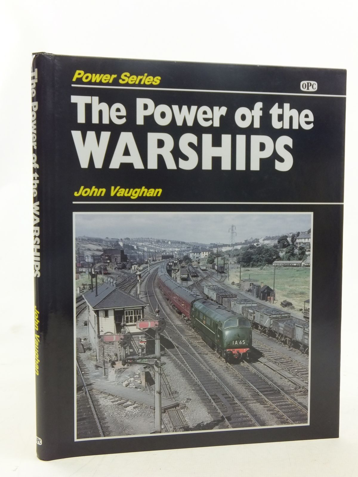 Photo of THE POWER OF THE WARSHIPS written by Vaughan, John published by O.P.C. (STOCK CODE: 1607037)  for sale by Stella & Rose's Books