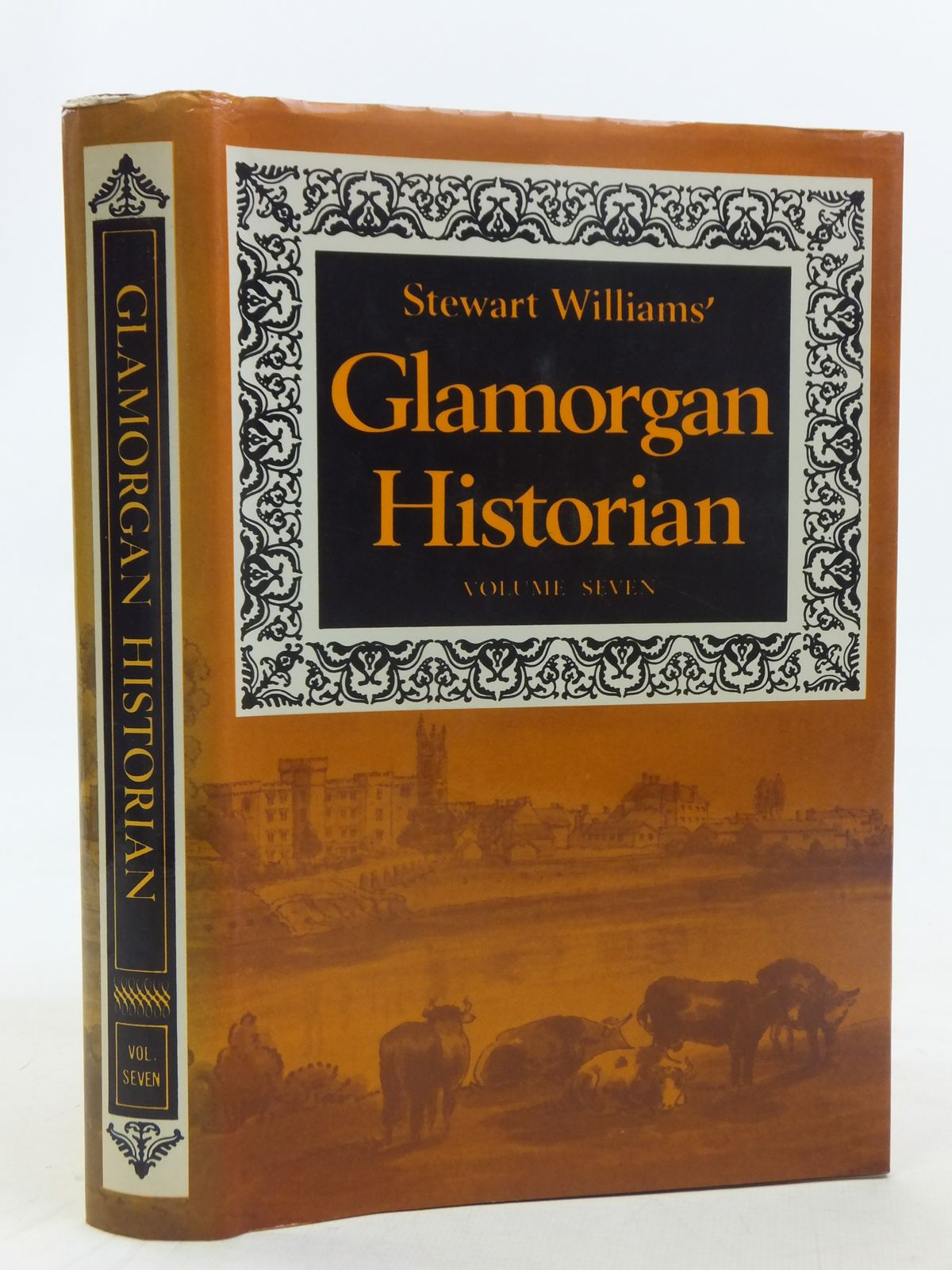Photo of GLAMORGAN HISTORIAN VOLUME SEVEN written by Williams, Stewart published by D. Brown & Sons Limited (STOCK CODE: 1607053)  for sale by Stella & Rose's Books