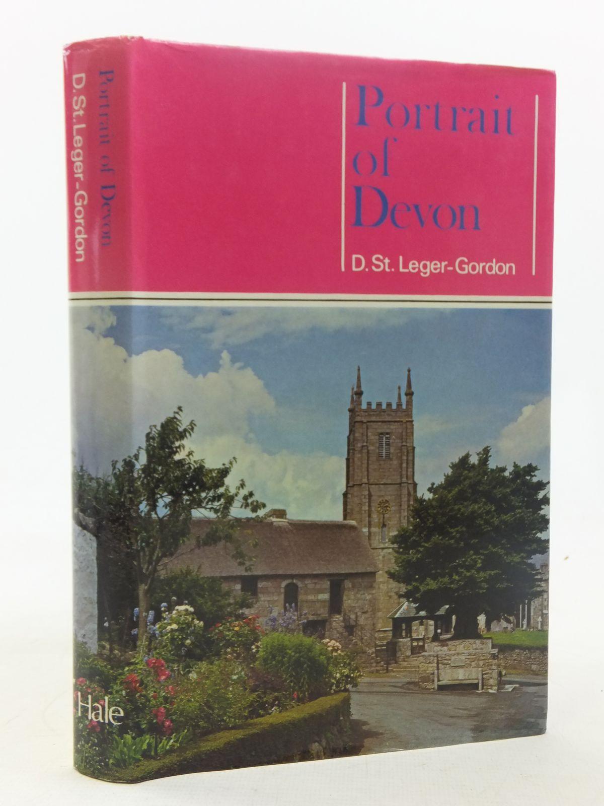 Photo of PORTRAIT OF DEVON written by St. Leger-Gordon, Douglas published by Robert Hale (STOCK CODE: 1607059)  for sale by Stella & Rose's Books