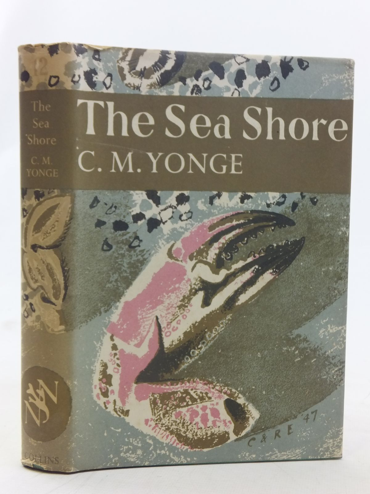 Photo of THE SEA SHORE (NN 12) written by Yonge, C.M. published by Collins (STOCK CODE: 1607069)  for sale by Stella & Rose's Books