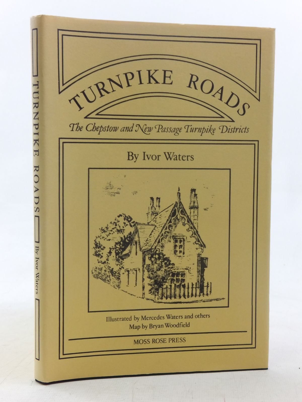 Photo of TURNPIKE ROADS written by Waters, Ivor illustrated by Waters, Mercedes published by Moss Rose Press (STOCK CODE: 1607112)  for sale by Stella & Rose's Books