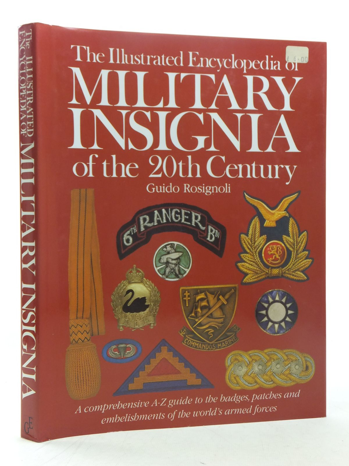 Photo of THE ILLUSTRATED ENCYCLOPEDIA OF MILITARY INSIGNIA OF THE 20TH CENTURY- Stock Number: 1607159