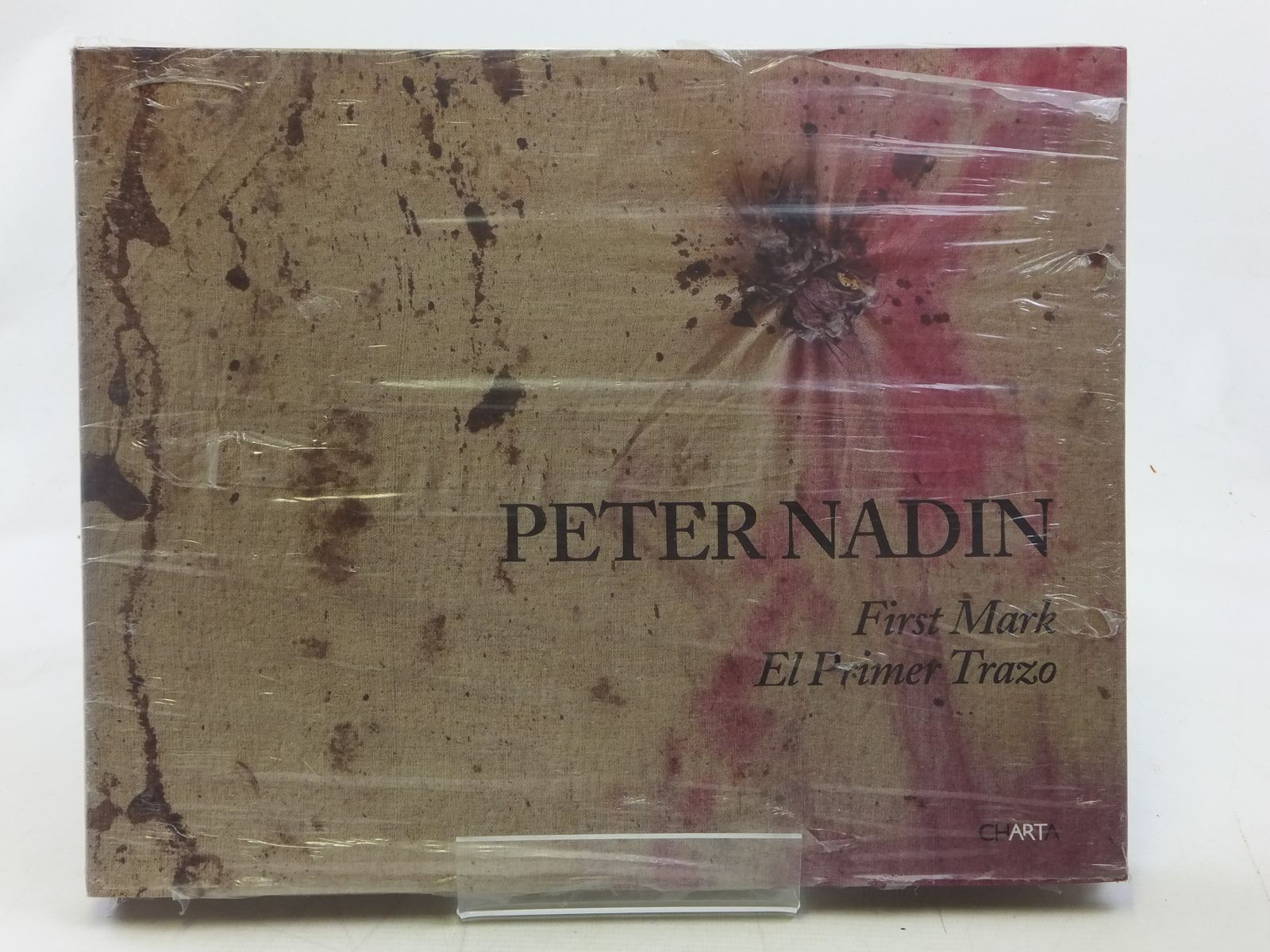 Photo of PETER NADIN FIRST MARK written by Nadin, Peter illustrated by Nadin, Peter published by Charta (STOCK CODE: 1607161)  for sale by Stella & Rose's Books