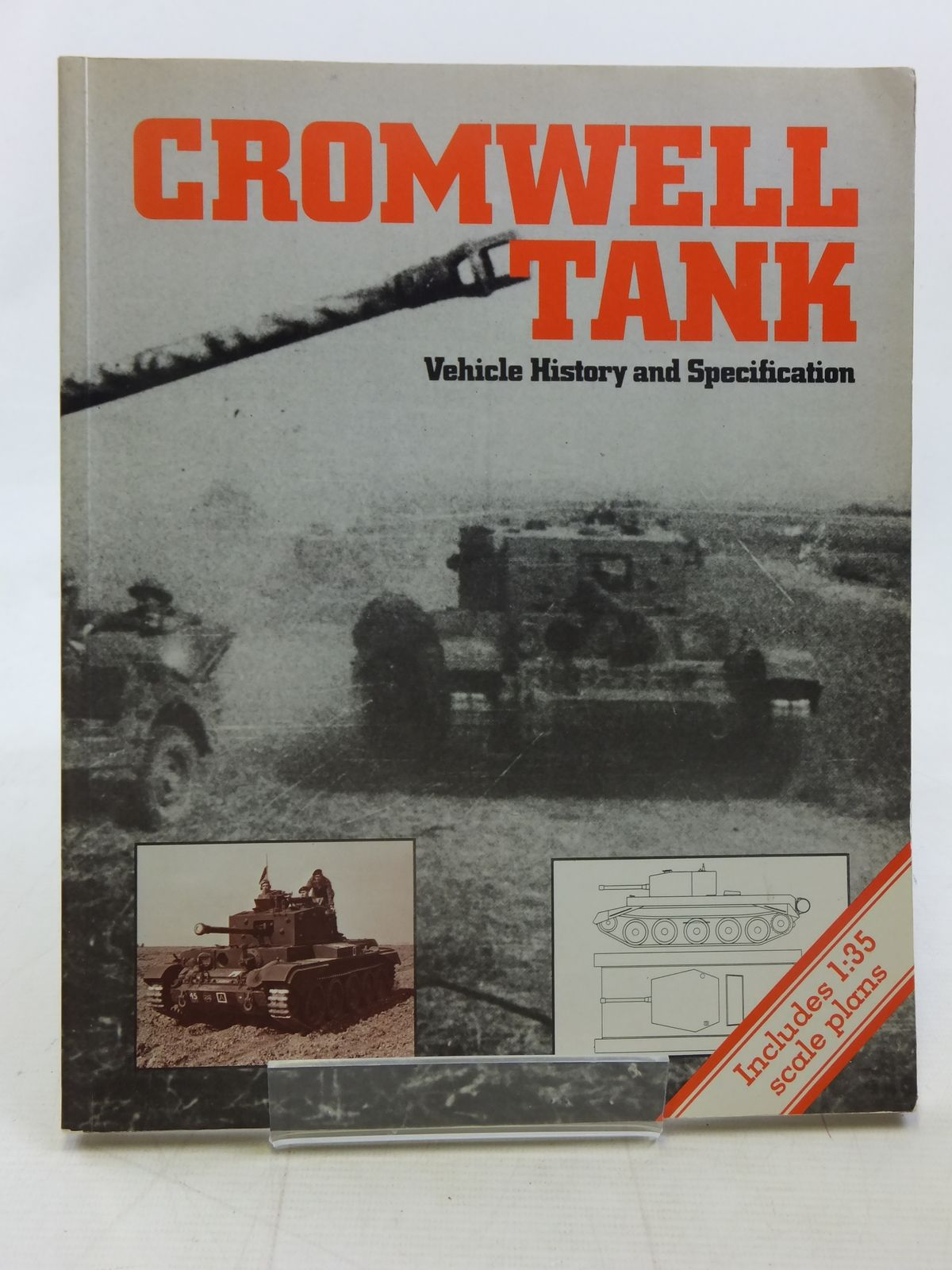 Photo of CROMWELL TANK VEHICLE HISTORY AND SPECIFICATION published by Her Majesty's Stationery Office (STOCK CODE: 1607198)  for sale by Stella & Rose's Books