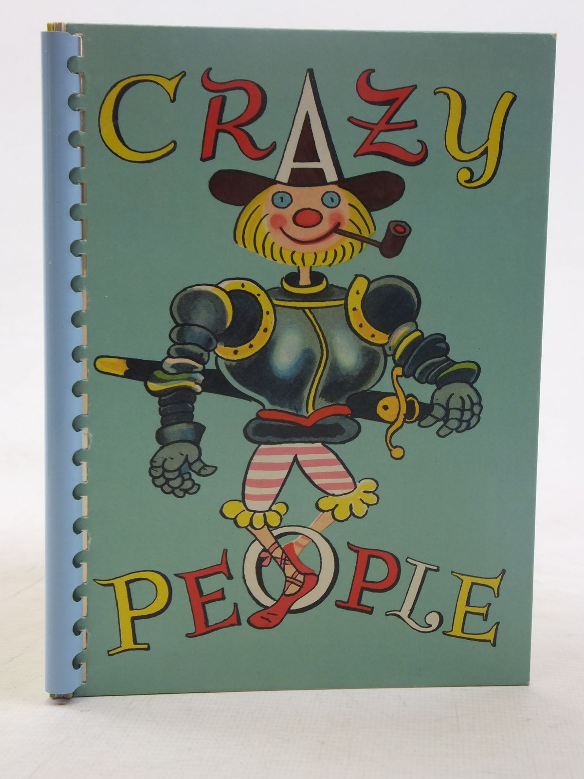 Photo of 8192 CRAZY PEOPLE illustrated by Trier, Walter published by Atrium Press Ltd. (STOCK CODE: 1607219)  for sale by Stella & Rose's Books