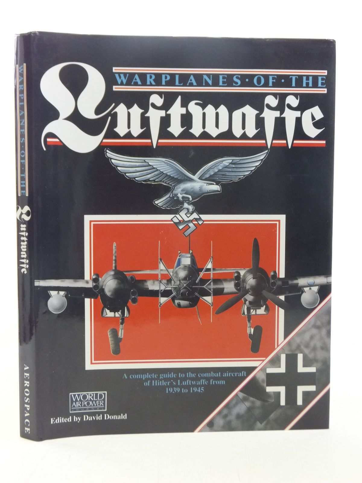 Photo of WARPLANES OF THE LUFTWAFFE written by Donald, David published by Aerospace (STOCK CODE: 1607225)  for sale by Stella & Rose's Books