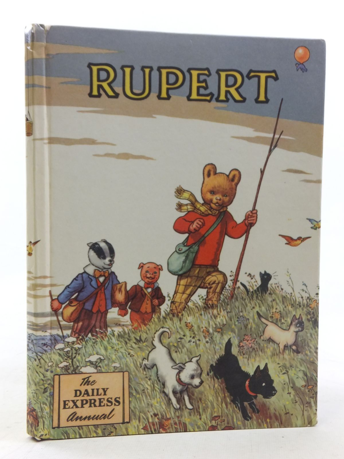 Photo of RUPERT ANNUAL 1955 written by Bestall, Alfred illustrated by Bestall, Alfred published by Daily Express (STOCK CODE: 1607264)  for sale by Stella & Rose's Books