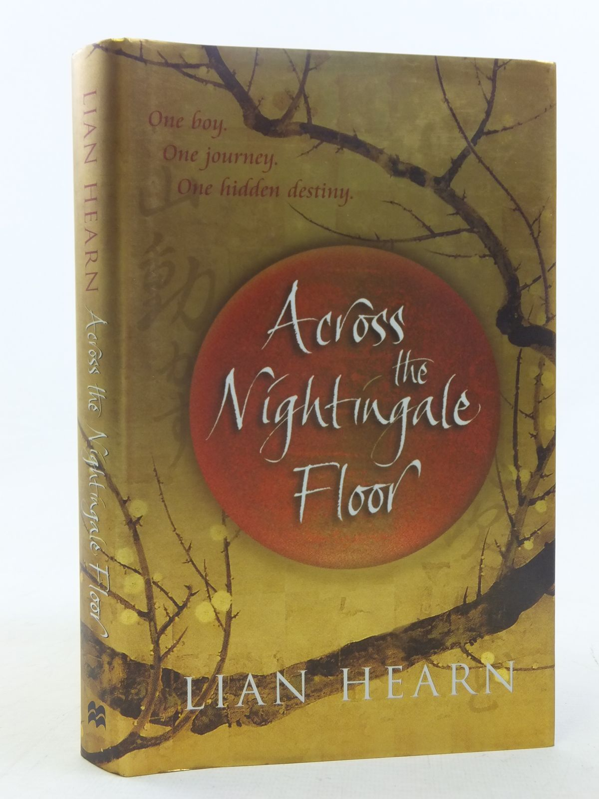 10.00 Photo Of ACROSS THE NIGHTINGALE FLOOR Written By Hearn, Lian  Published By MacMillan (STOCK