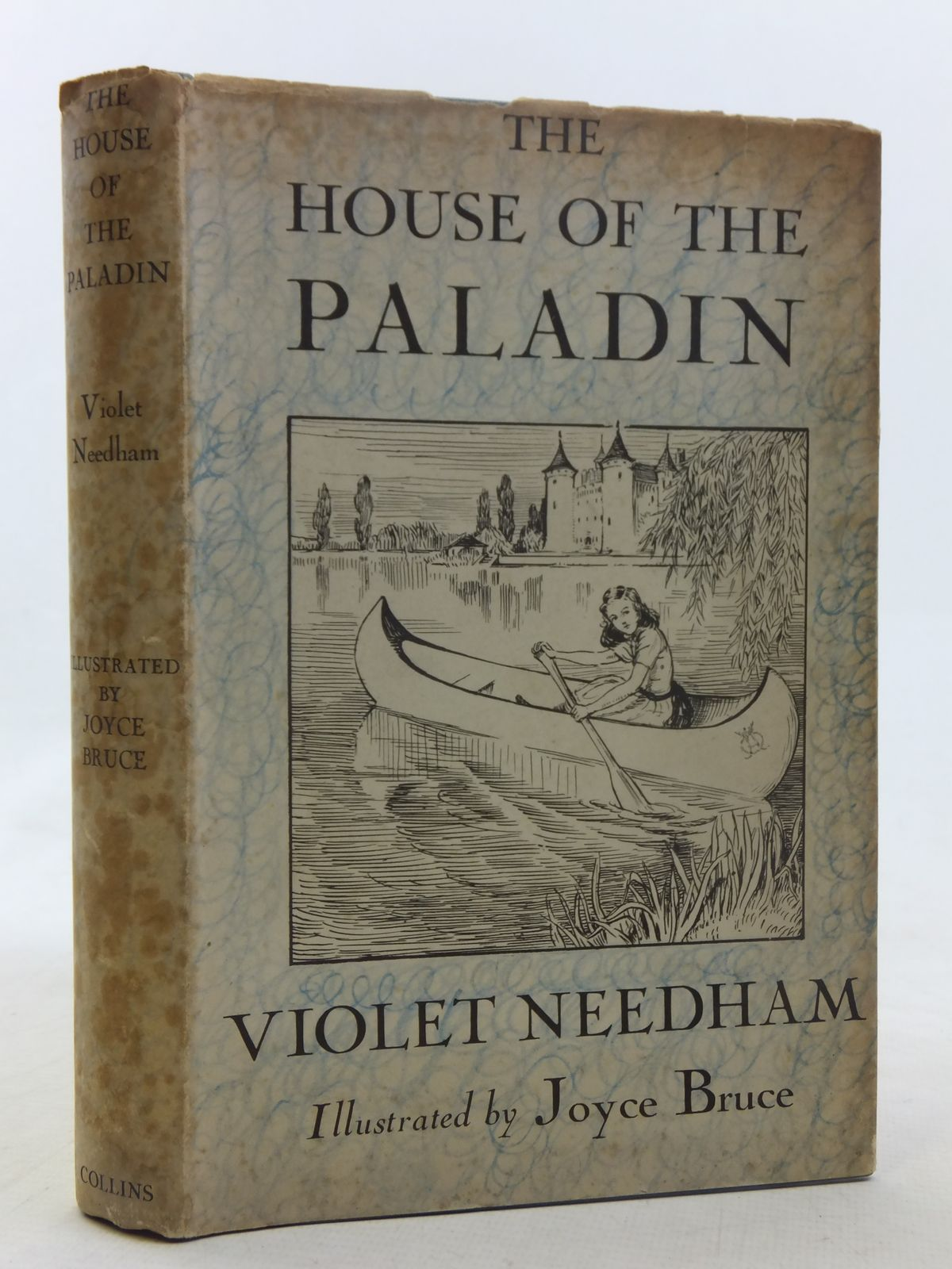 Photo of THE HOUSE OF THE PALADIN written by Needham, Violet illustrated by Bruce, Joyce published by Collins (STOCK CODE: 1607283)  for sale by Stella & Rose's Books