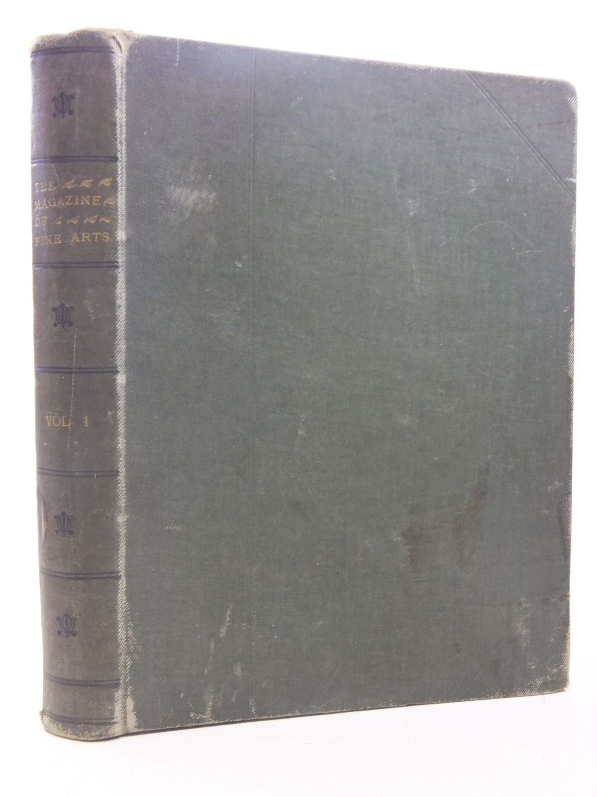 Photo of THE MAGAZINE OF FINE ARTS VOLUME ONE NOVEMBER 1905 - APRIL 1906 published by George Newnes Ltd. (STOCK CODE: 1607286)  for sale by Stella & Rose's Books