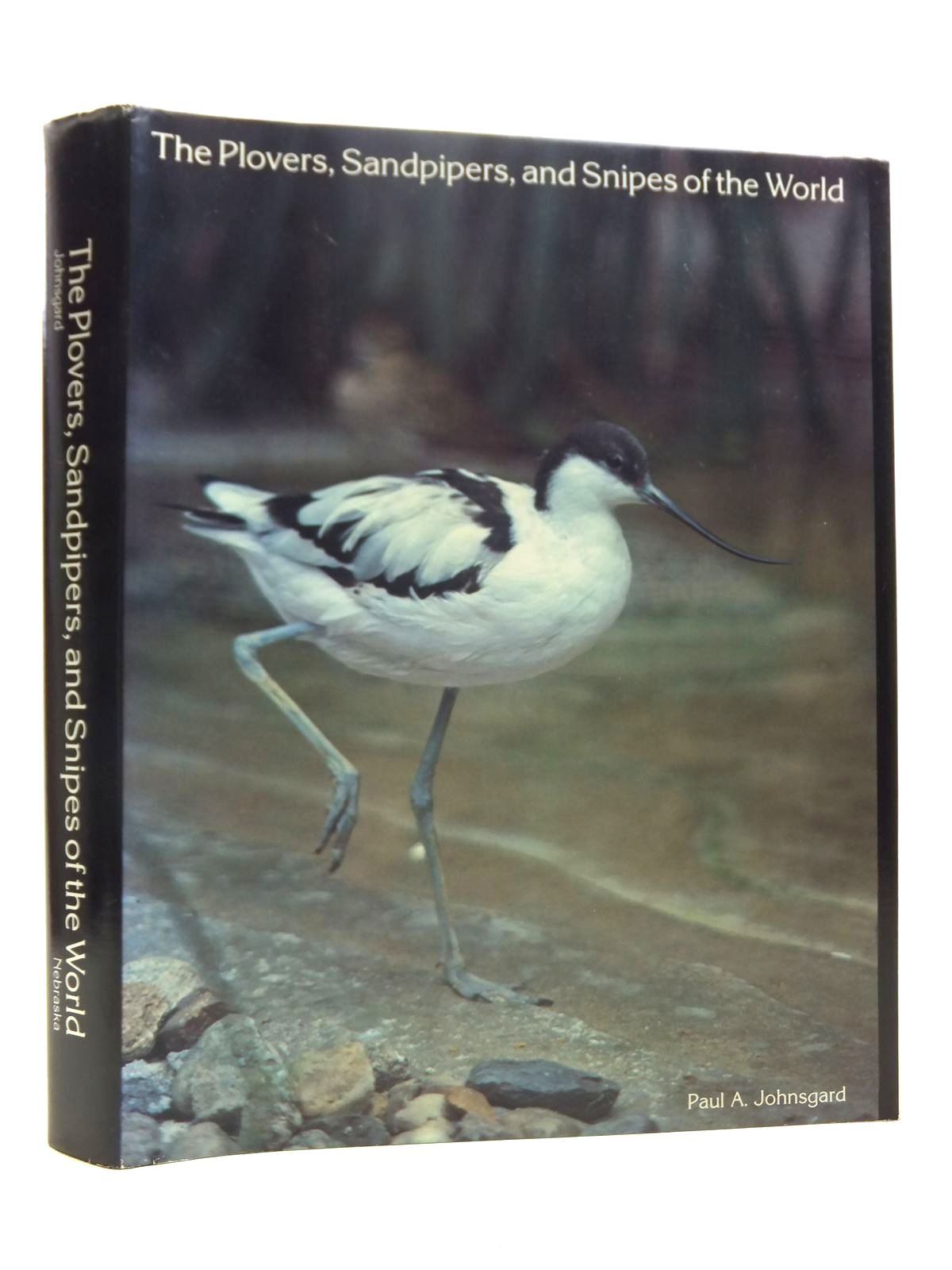Photo of THE PLOVERS, SANDPIPERS, AND SNIPES OF THE WORLD written by Johnsgard, Paul A. published by University of Nebraska (STOCK CODE: 1607369)  for sale by Stella & Rose's Books