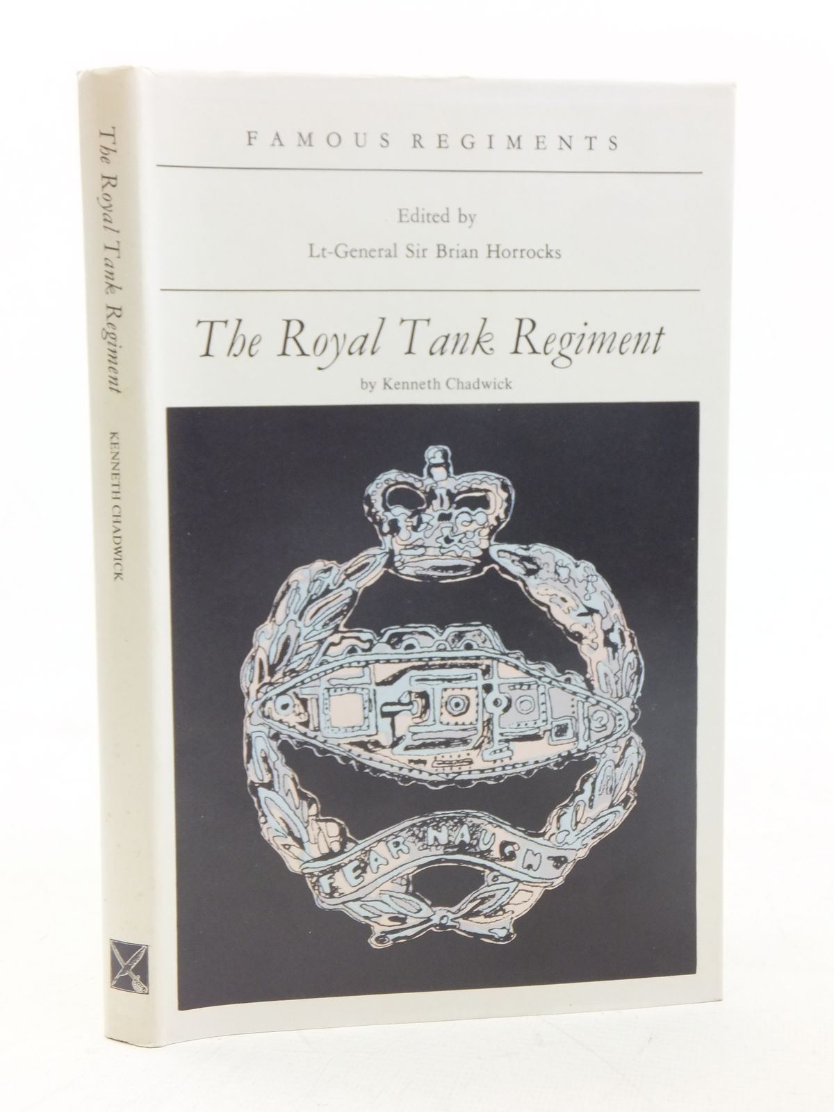 Photo of THE ROYAL TANK REGIMENT written by Chadwick, Kenneth<br />Horrocks, Brian published by Leo Cooper (STOCK CODE: 1607406)  for sale by Stella & Rose's Books