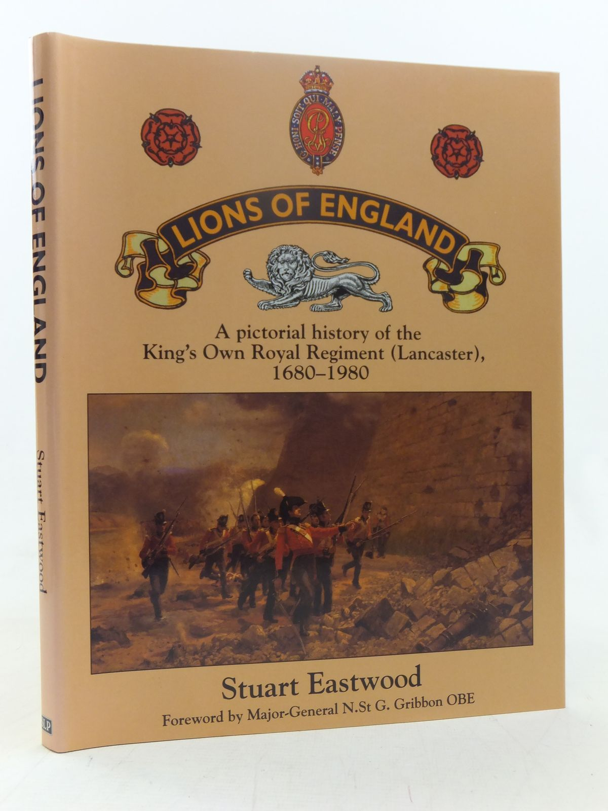 Photo of LIONS OF ENGLAND written by Eastwood, Stuart A. published by Silver Link Publishing (STOCK CODE: 1607425)  for sale by Stella & Rose's Books