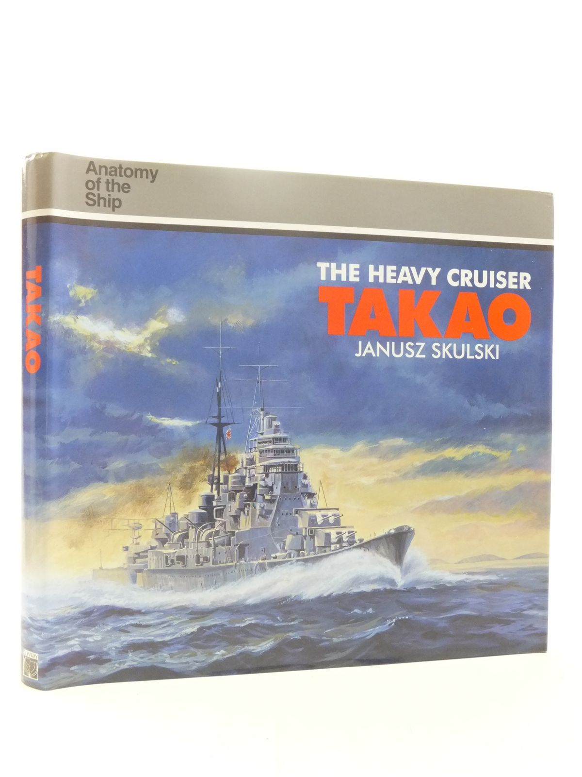 Photo of THE HEAVY CRUISER TAKAO written by Skulski, Janusz published by Conway Maritime Press (STOCK CODE: 1607437)  for sale by Stella & Rose's Books