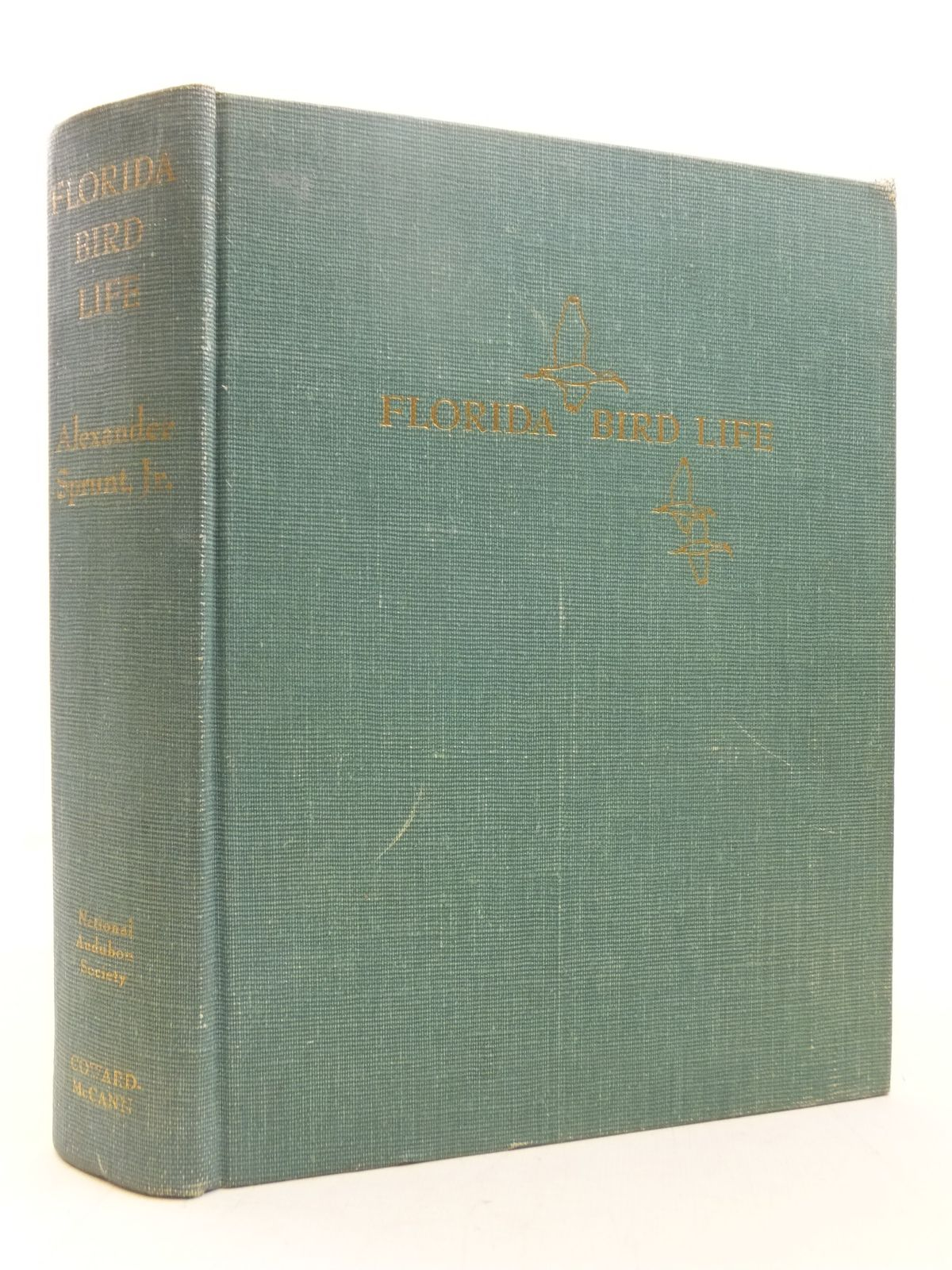Photo of FLORIDA BIRD LIFE written by Sprunt, Alexander illustrated by Jaques, Francis Lee<br />Dick, John Henry published by Coward-McCann Inc. (STOCK CODE: 1607440)  for sale by Stella & Rose's Books