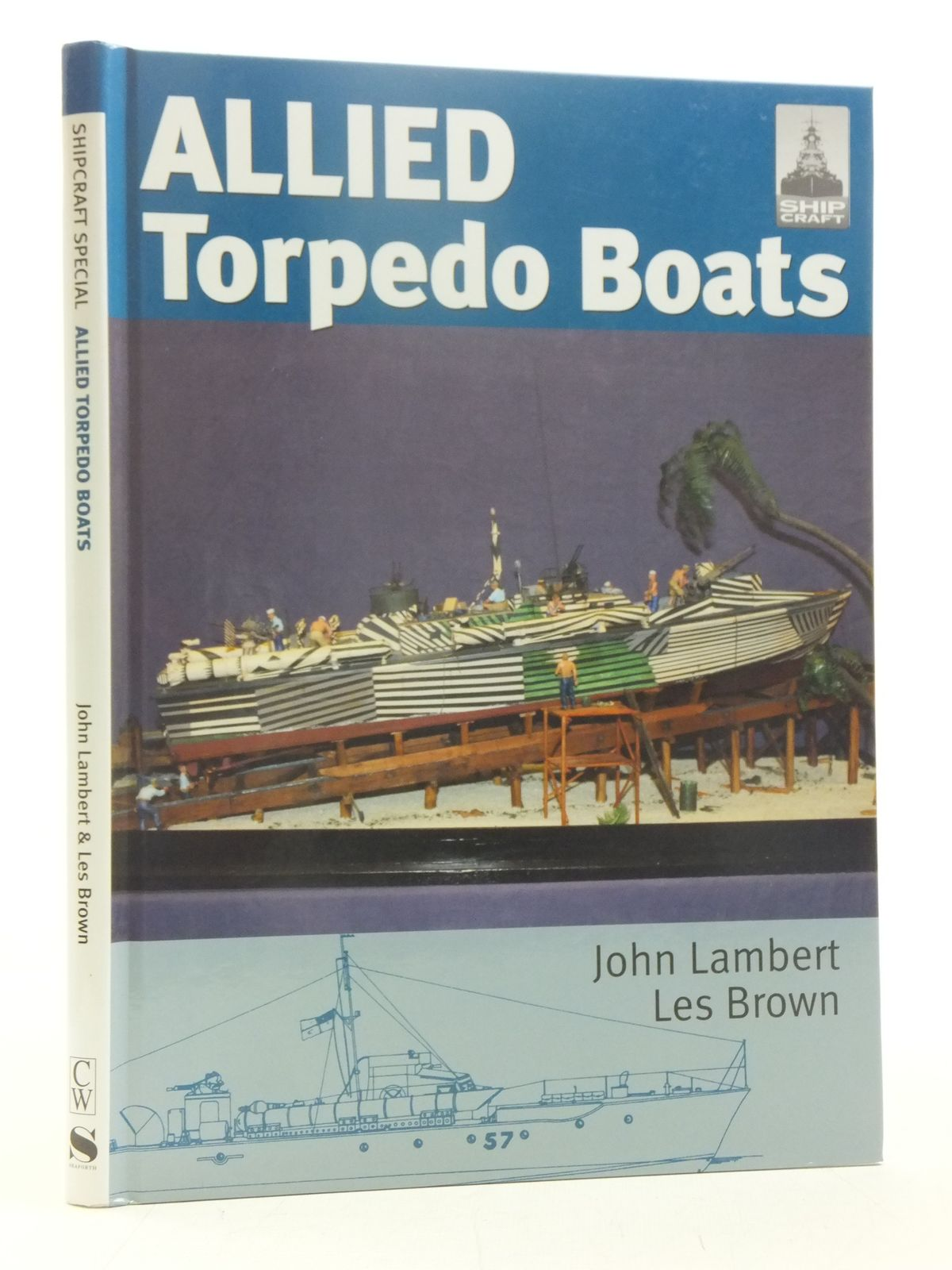 Photo of ALLIED TORPEDO BOATS written by Lambert, John<br />Brown, Les published by Seaforth Publishing (STOCK CODE: 1607475)  for sale by Stella & Rose's Books