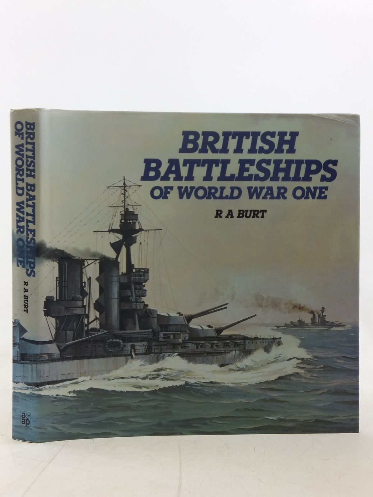 Photo of BRITISH BATTLESHIPS OF WORLD WAR ONE written by Burt, R.A. published by Arms & Armour Press (STOCK CODE: 1607477)  for sale by Stella & Rose's Books