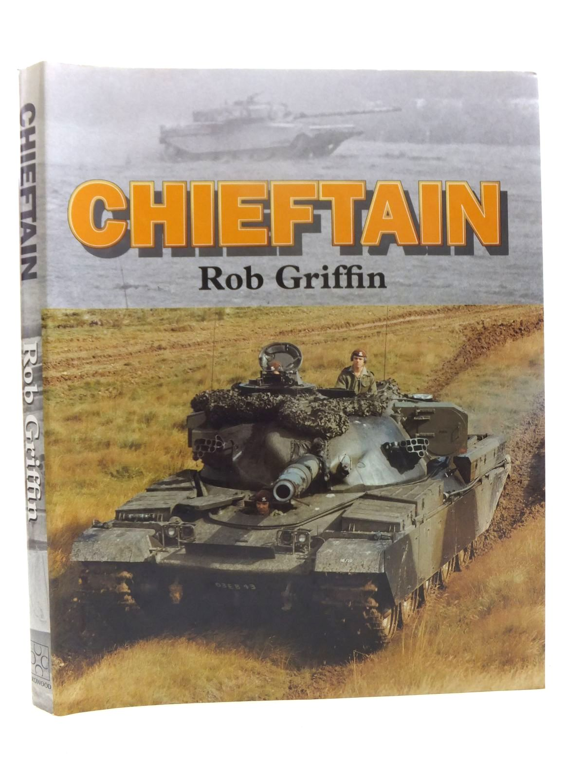 Photo of CHIEFTAIN written by Griffin, Rob published by The Crowood Press (STOCK CODE: 1607495)  for sale by Stella & Rose's Books